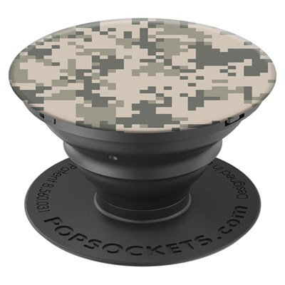 Popsockets - Device Stand And Grip - Digital Camo