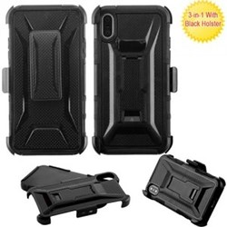 Apple Advanced Armor Stand Protector Cover - Black