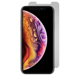 Gadget Guard Black Ice Edition Tempered Glass Screen Protector For Apple iPhone XS Max - Clear  GGBIXXC208AP11A