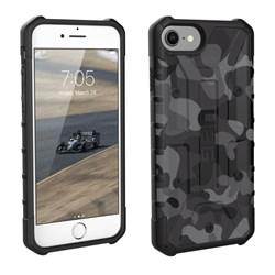 Apple Urban Armor Gear Pathfinder Case - Black Camo  IPH8-7-A-BC
