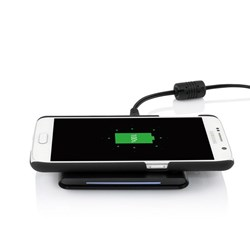 Incipio - Ghost 110 Wireless Charging Pad 5w - Black