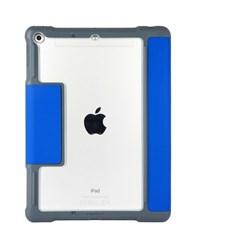 Dux Plus iPad 6th Gen Case With Apple Pencil or Logitech Crayon Storage (Education Only) - Blue