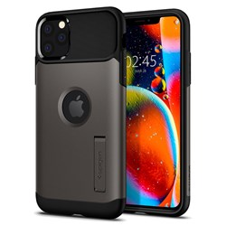Apple Spigen - Slim Armor Case - Gunmetal  075CS27056