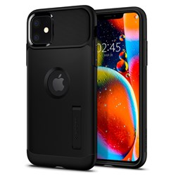 Apple Spigen - Slim Armor Case - Black  077CS27107