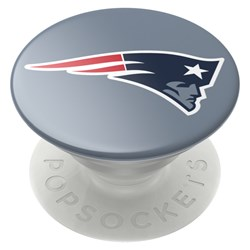 Popsockets - Popgrips Nfl Licensed Swappable Device Stand And Grip - Ne Patriots Helmet Gloss