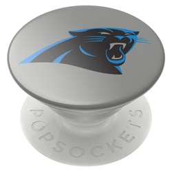 Popsockets - Popgrips Nfl Licensed Swappable Device Stand And Grip - Carolina Panthers Helmet Gloss