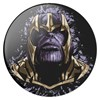 Popsockets - Popgrips Licensed Swappable Device Stand And Grip - Thanos Armor Gloss Image 1