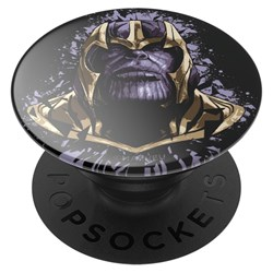 Popsockets - Popgrips Licensed Swappable Device Stand And Grip - Thanos Armor Gloss