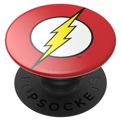 Popsockets - Popgrips Licensed Swappable Device Stand And Grip - Flash Icon