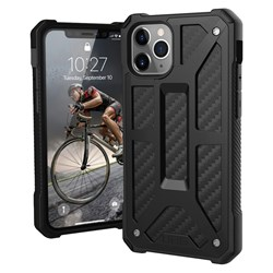 Apple Urban Armor Gear Monarch Case - Carbon Fiber  111701114242