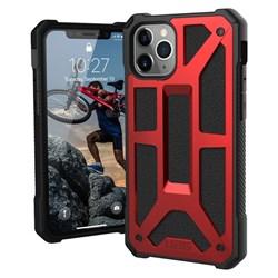 Apple Urban Armor Gear (uag) - Monarch Case - Crimson And Black  111701119494