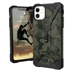 Apple Urban Armor Gear Pathfinder Case - Forest Camo  111717117271