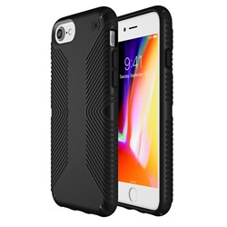 Apple Compatible Speck Products Presidio Grip Case - Black and Black