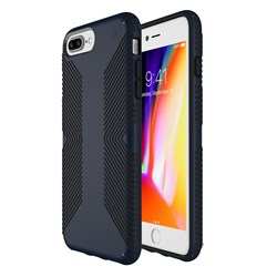 Apple Speck Presidio Grip Case - Eclipse Blue And Carbon Black  117583-6587