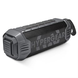 HyperGear Quake Ultra-Rugged Wireless Speaker - Black