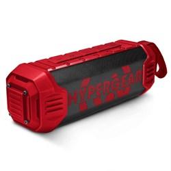 HyperGear Quake Ultra-Rugged Wireless Speaker - Red