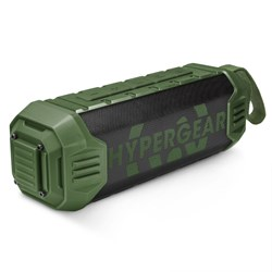 HyperGear Quake Ultra-Rugged Wireless Speaker - Green