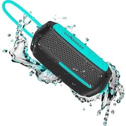 HyperGear Wave Water Resistant Wireless Speaker - Black and Teal