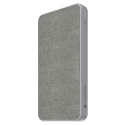 Mophie - Powerstation Power Bank 10,000 Mah - Gray