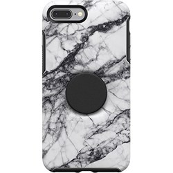Apple Otterbox Pop Symmetry Series Rugged Case  - White Marble  77-61711