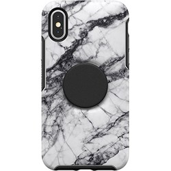 Apple Otterbox Pop Symmetry Series Rugged Case - White Marble