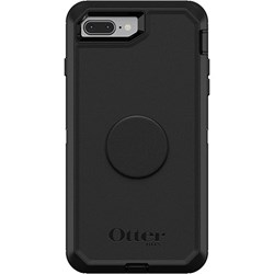 Apple Otterbox Pop Defender Series Rugged Case - Black  77-61788