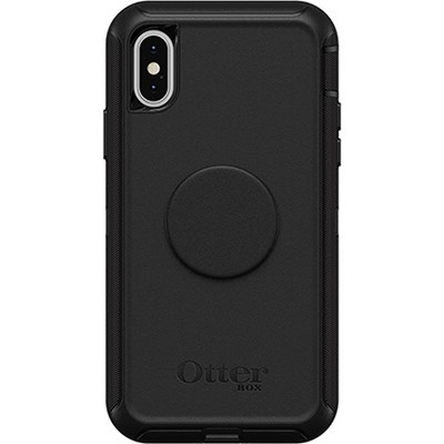 Apple Otterbox Pop Defender Series Rugged Case - Black  77-61815
