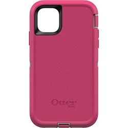 Apple Otterbox Defender Rugged Interactive Case and Holster - Lovebug Pink