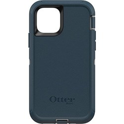 Apple Otterbox Rugged Defender Series Case and Holster - Gone Fishin Blue  77-62521