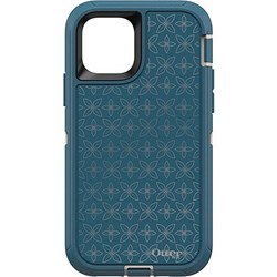 Apple Otterbox Rugged Defender Series Case and Holster - Petal Pusher  77-62523
