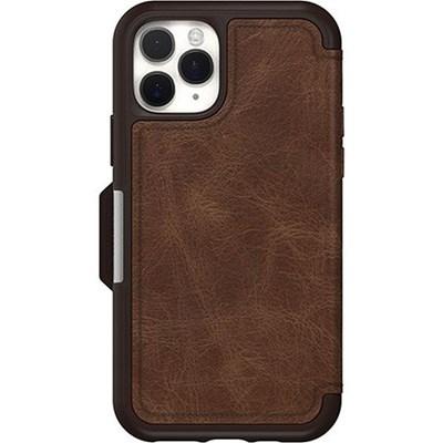 Apple Otterbox Strada Leather Folio Protective Case - Espresso  77-62542