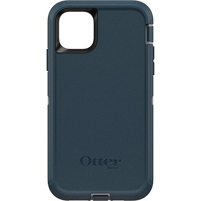 Apple Otterbox Rugged Defender Series Case and Holster - Gone Fishin Blue  77-62583