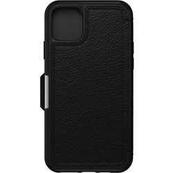 Apple Otterbox Strada Leather Folio Protective Case - Shadow Black 77-62603