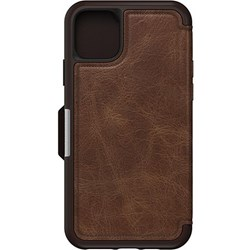 Apple Otterbox Strada Leather Folio Protective Case - Espresso Brown 77-62604