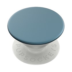Popsockets - Popgrips Swappable Aluminum Premium Device Stand And Grip - Batik Blue
