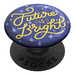 Popsockets - Popgrips Swappable Abstract Device Stand And Grip - Future Is Bright