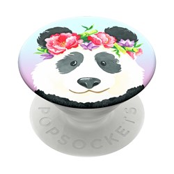 Popsockets - Popgrips Swappable Nature Device Stand And Grip - Pandachella