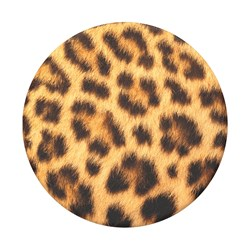 Popsockets - Poptops Swappable Device Stand And Grip Topper - Cheetah Chic