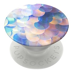 Popsockets - Popgrips Swappable Device Stand And Grip - Shimmer Scales