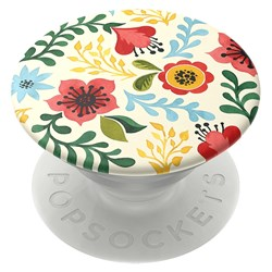 Popsockets - Popgrips Icon Swappable Device Stand And Grip - Wallflower Paper