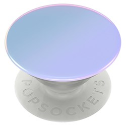 Popsockets - Popgrips Premium Swappable Device Stand And Grip - Color Chrome Powder Pink