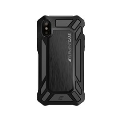 Element Roll Cage Rugged Phone Case for iPhone X and Xs - Black