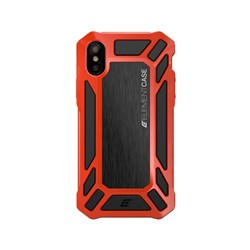 Element Roll Cage Rugged Phone Case for iPhone X and Xs - Red