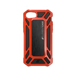 Element Roll Cage Rugged Phone Case for iPhone 7 Plus and 8 Plus - Red