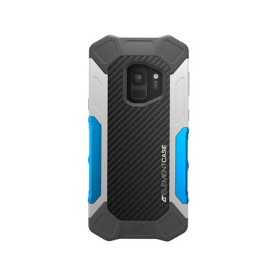 Element Case Formula Rugged Case for Galaxy S9 - Blue and White