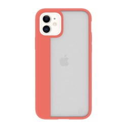 Element Illusion Rugged Phone Case for Apple iPhone 11 - Coral