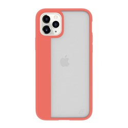 Element Illusion Rugged Phone Case for Apple iPhone 11 Pro Max - Coral