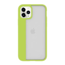 Element Illusion Rugged Phone Case for Apple iPhone 11 Pro Max - Electric Kiwi