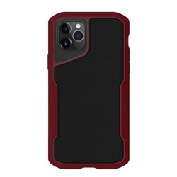 Element Shadow Rugged Case for iPhone 11 Pro - Oxblood