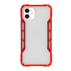 Element Rally Rugged Case for Apple iPhone 11 - Sunset Red